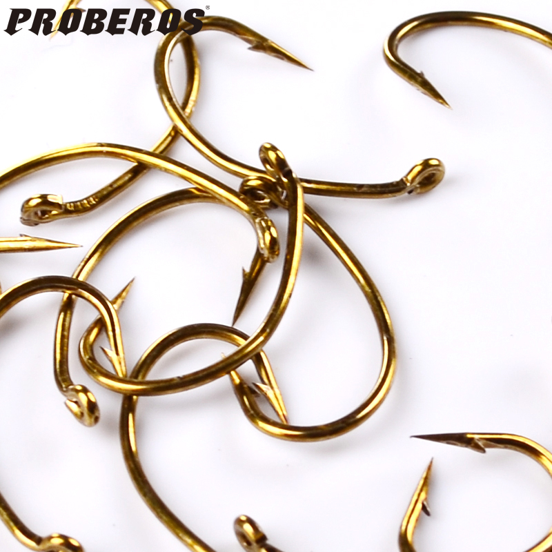 200pc fly fishing hook 80250 6 8 10 12 size fishhook fly for Fishing hook sizes for trout
