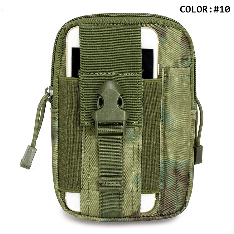 Travel &amp; Sports Medical Kit Emergency Waist Bag Convenient First Aid Kit Camo Style<br><br>Aliexpress
