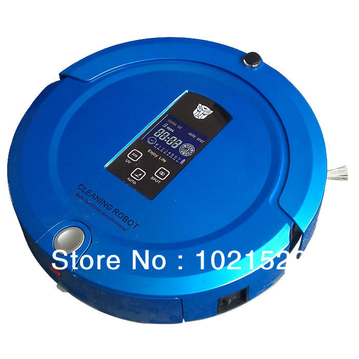 Qualified Robot Vacuum Cleaner A325 Home Appliance Robot Vacuum Cleaning Floor Machine(China (Mainland))