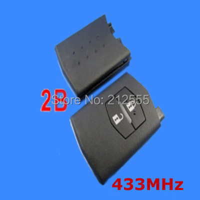 Part Number: CC33675RYC Remote Folding Car Starter for Mazda Remote Car Keyless Entry for Mazda 2 Button(China (Mainland))