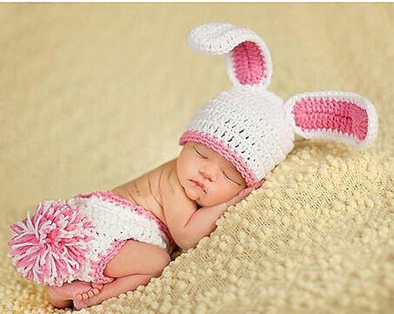 h145 Newborn babies hand knitting clothing photography props suit 0-6M A-249(China (Mainland))
