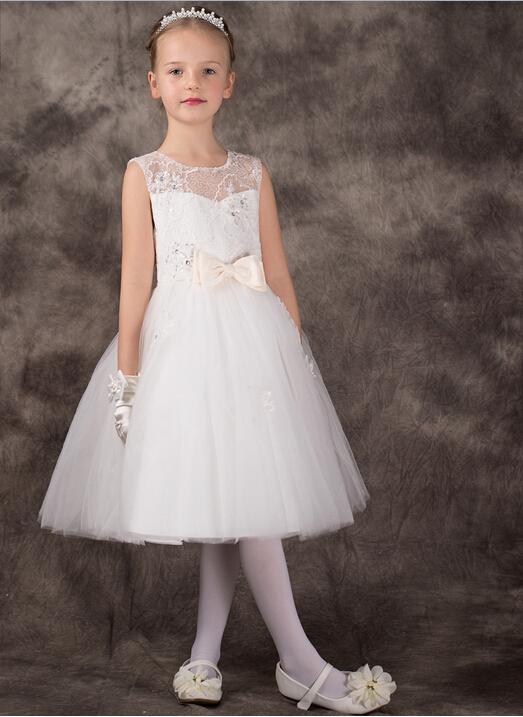 Aliexpress.com: Comprar Blanco corto del vestido de bola para ...