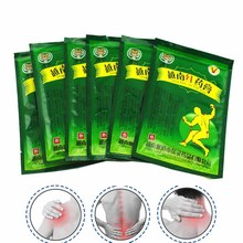 48pcs Vietnam Red Tiger Balm Plaster Creams White Meridians Relief Patch Body Muscle Massager Relieving Pain Spondylosis C077(China (Mainland))