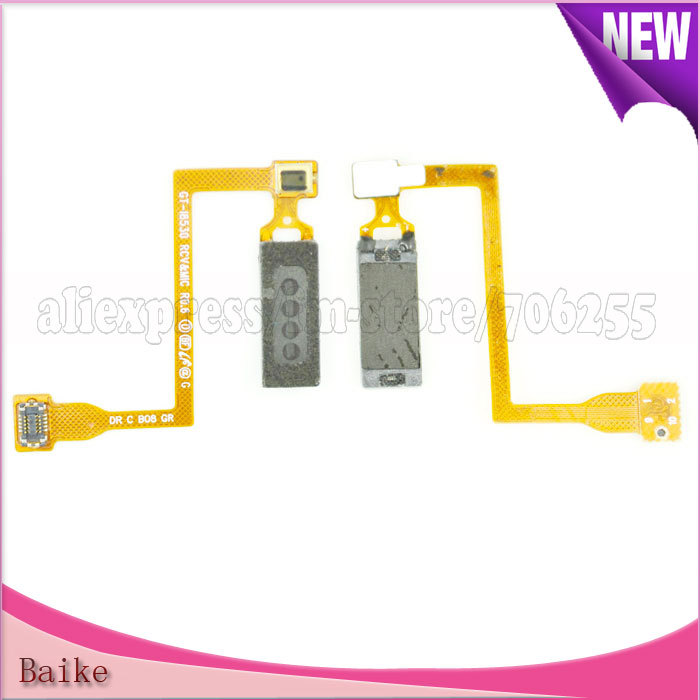 100% Original for Samsung Galaxy Beam i8530 Ear Speaker Earpiece Earphone Audio Jack Flex Cable Ribbon Free shipping