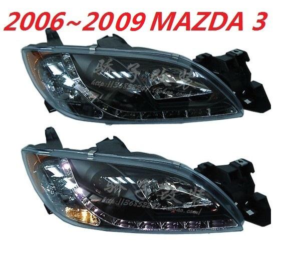 Источник света для авто ! 2003 2009 MAZDA3 & HID, CCFL; ( ветровики skyline mazda 3 hb5d 09