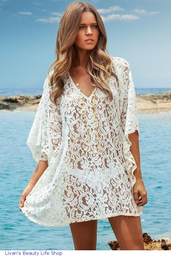 Vestidos Playa 2015 Summer Swimsuit Coverups Womens Sexy ...