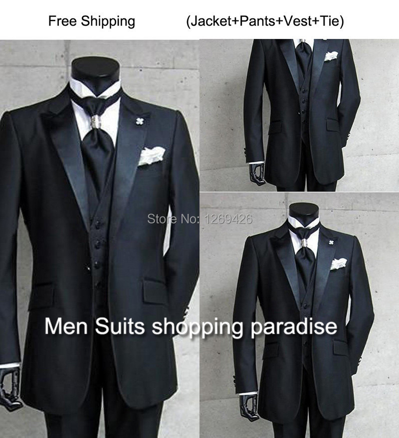 Fashion Men\'s Suit Luxury Brand Wedding Suits For Men Casual Suits ...
