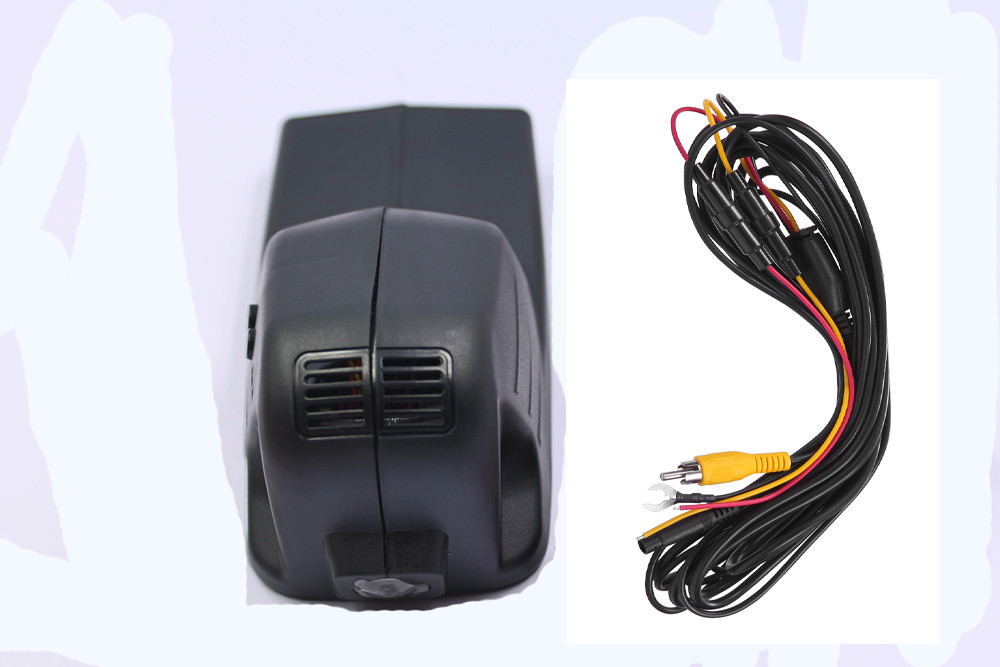 bmw dvr with fuse cable