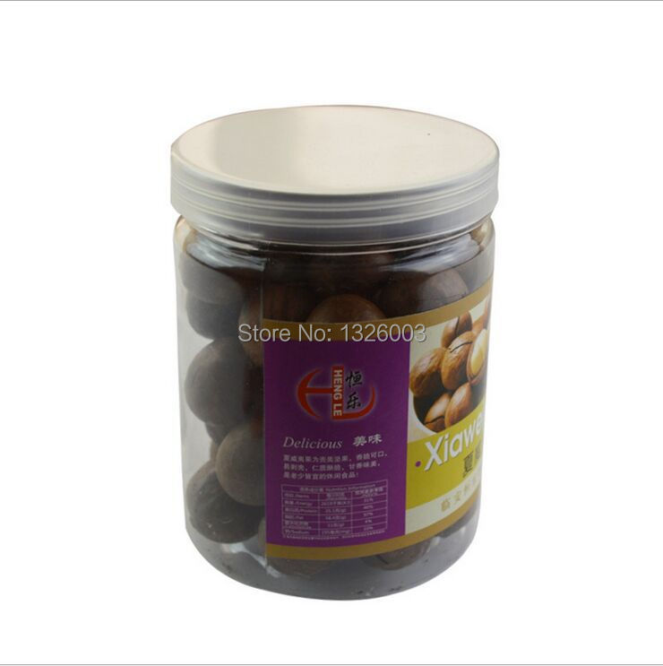 Fast Shipping Top A Rich Delicious Dried Fruit Health Green Food Snack Gifts Macadamia Spiced Salty
