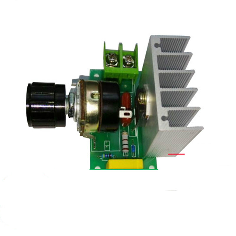 4000w Ac Motor Speed Controller Governor Pump Draught Fan
