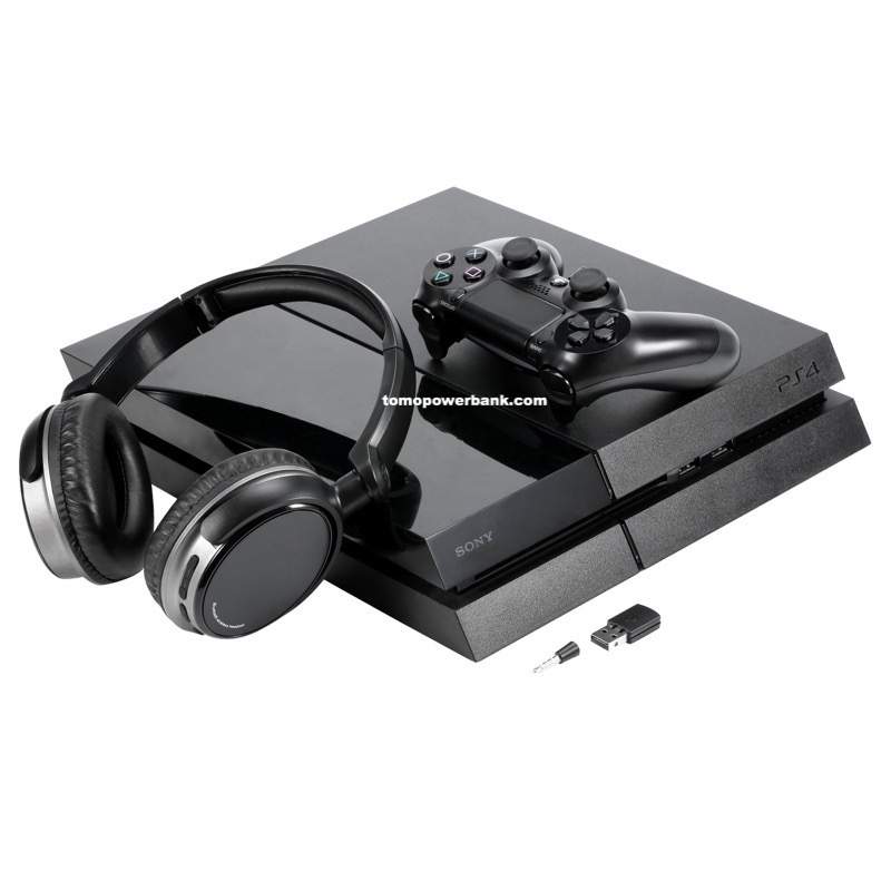 ps4 usb adapter bluetooth wireless headset headphone adapter with mic for ps4. Black Bedroom Furniture Sets. Home Design Ideas