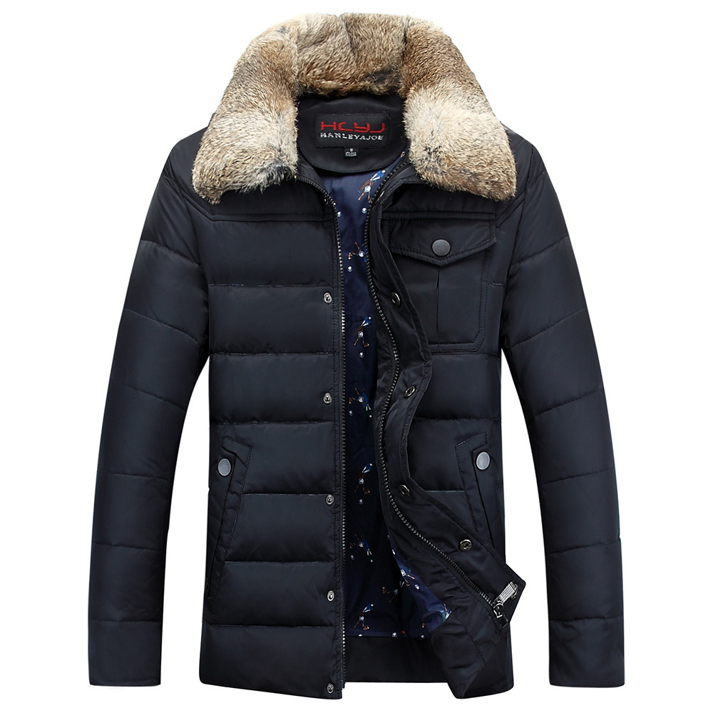 2015 Fall And Winter Jacket Men Clothes New Men S Down Jacket Coat Nagymaros Collar Parka