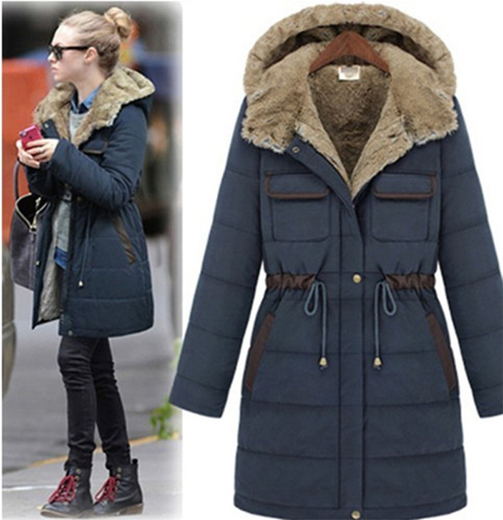 Warm winter jackets women