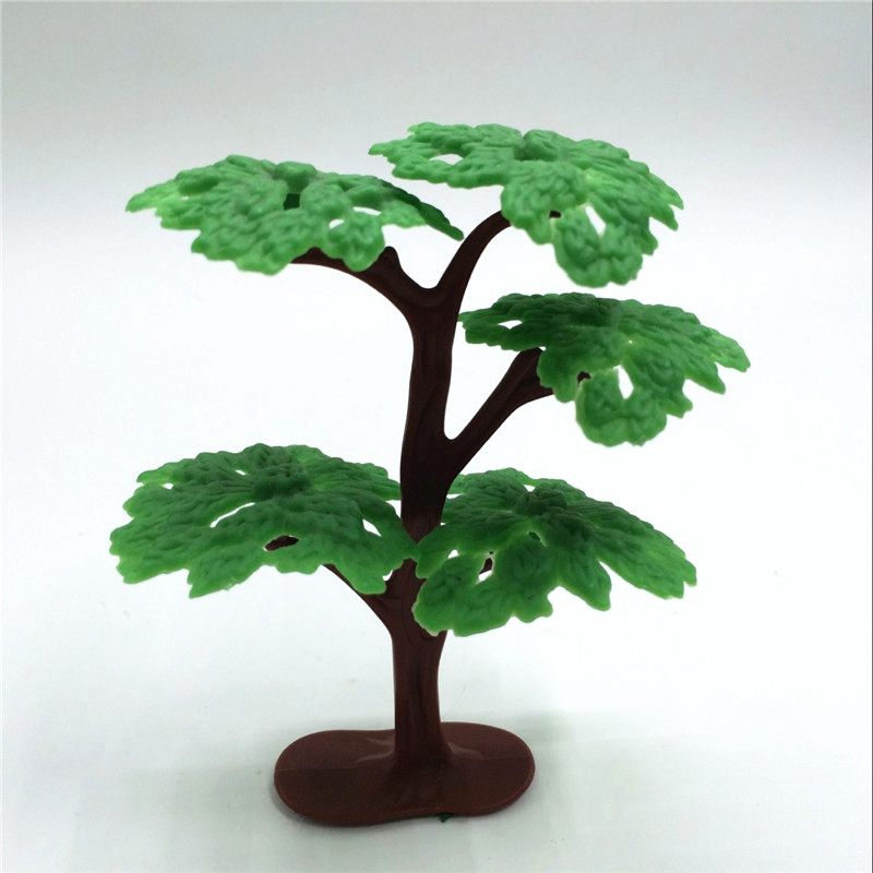 Lowest price pachira artificial plants fake tree lsp mini for Artificial leaves for decoration