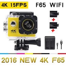 F60 como Eken h9 Ultra HD 4 K Video grados ir underwater Sports camara pulgadas 1080 p 60 fps pro estilo camara de la accion