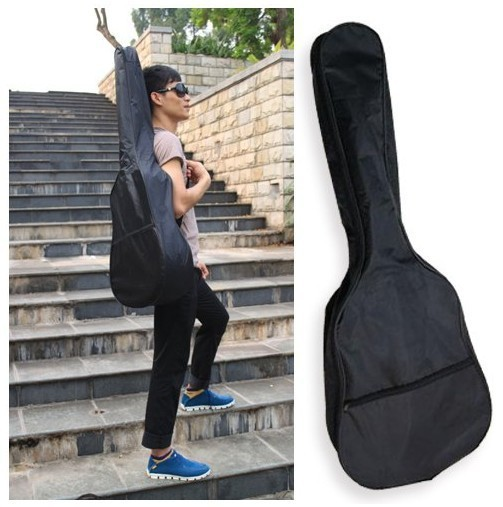 40 inches Guitar Bog Waterproof Gig Carrying Shoulder Straps Electric Acoustic Bass Guitar Storage Bag Case drop shipping