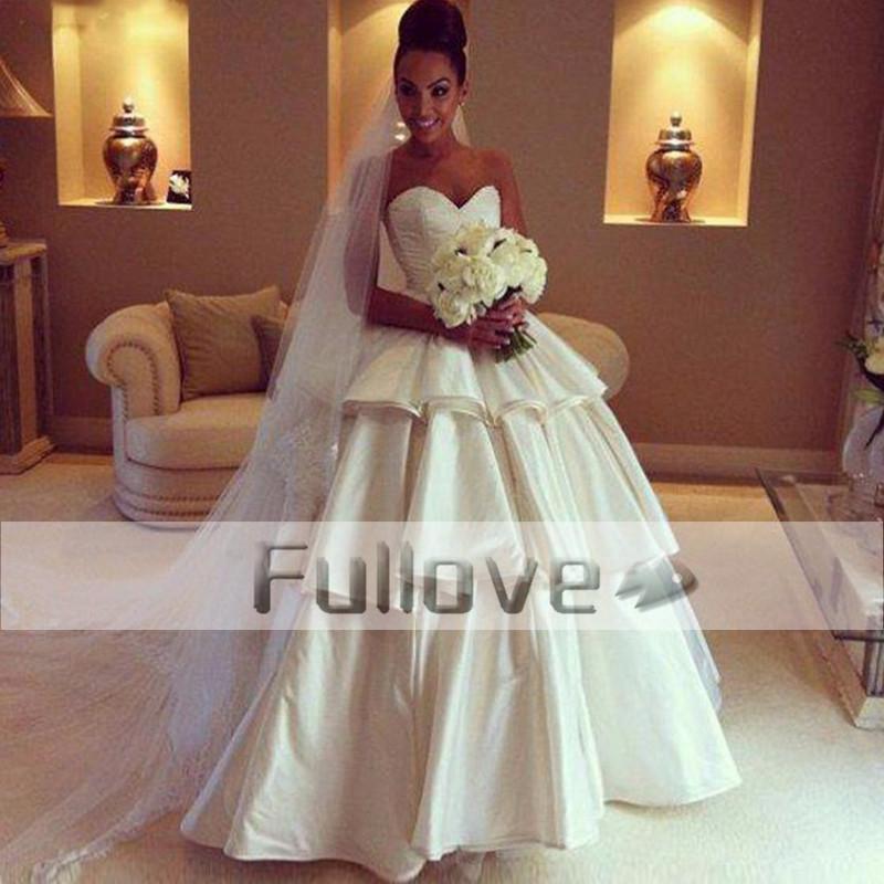 Lace princess cut wedding dress for Wedding dresses princess cut