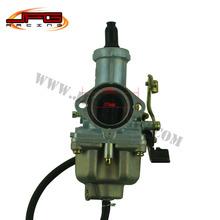 free shipping KF Hand Or Cable Choke pz30mm carb Carburetor fit 250cc motorcycle Dirt bike Pit Bike ATV(China (Mainland))