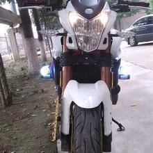 New Motorbike Motorcycle Led Headlight 12V 30W CREE U2 LED Driving Fog Spot Head Light Waterproof