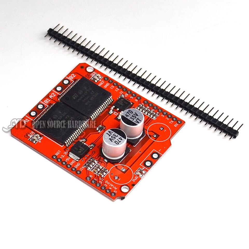 Online buy wholesale stepper motor driver circuit from for High current stepper motor driver