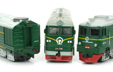 New 2015 Hot High Simulation Metal Model Toys Pull Back Army Green Scale models1:87 Alloy Trains Model For Children's Gifts