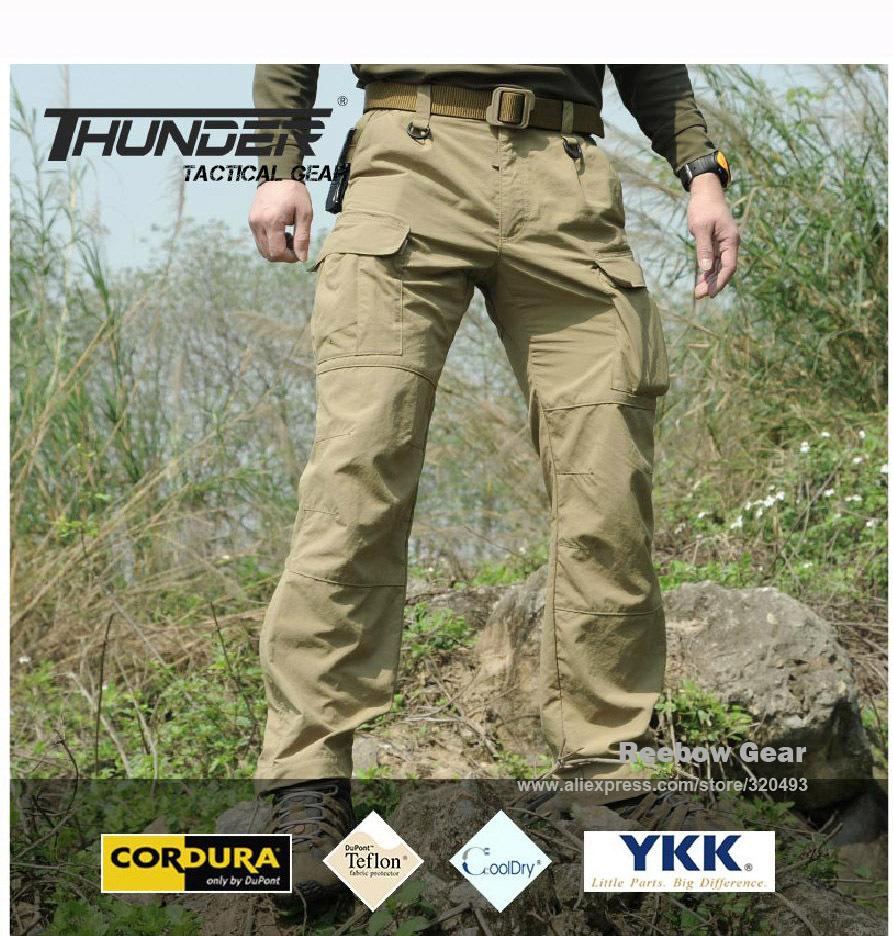 Tactical Hiking Pants Men