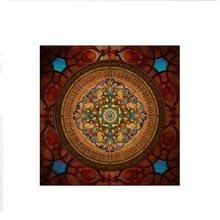 Богемный стиль, цветочный Мандала холст картины постеры и принты серия «Мандала» Настенная картина для декора гостиной(Китай)