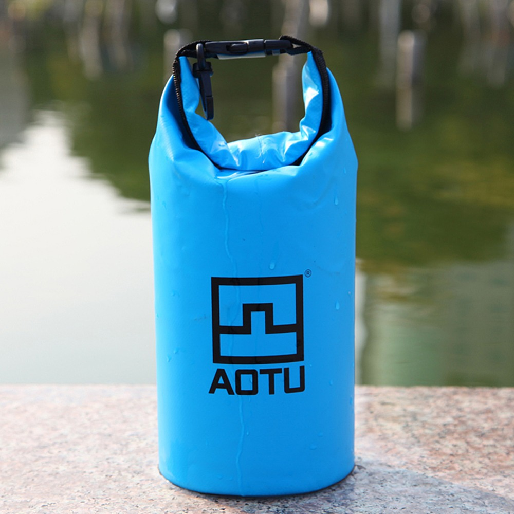 Mini 1.5L Waterproof Dry Bag 250D PVC Tarp Dry Sack Dry Bags W/ Grab Handle Dry Compression Sack<br><br>Aliexpress