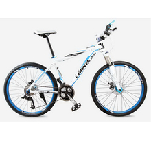 L260107 / Mountain Bike/26 inches/27speed/Aluminum alloy car Frame /Multi-color optional/easy to carry/Disc brake/(China (Mainland))