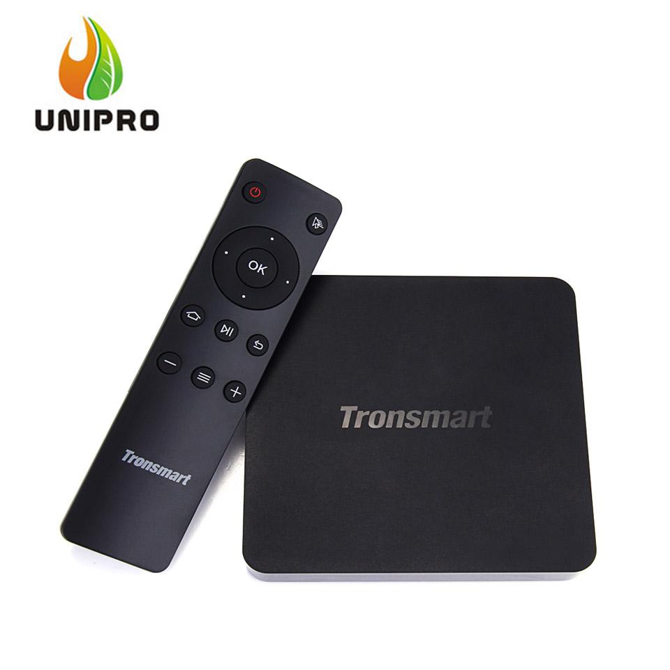 Tronsmart Vega S95 Meta Android TV Box Amlogic S905 Quad Core 2.0GHz 2G/8G 802.11a/b/g/n 2.4G/5GHz Dual WiFi H.265 4K2K UHD 3D(China (Mainland))