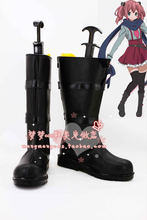 Buy HOT Anime Chuunibyou Demo Koi Ga Shitai Shichimiya Satone Cosplay Boots Shoes for $56.00 in AliExpress store
