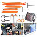 PDR Tools KLOM Pump Wedge Locksmith Tools Air Wedge Open Car Door Lock With Car Stereo