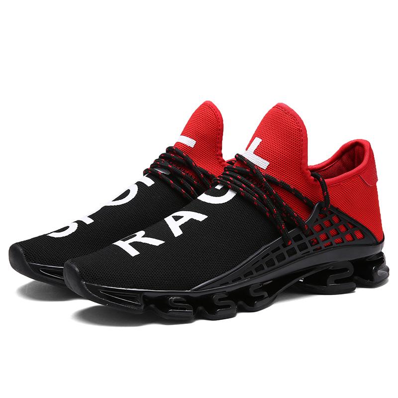 2016 Marca de Lujo de Los Zapatos de Las Mujeres Zapatos Casuales Zapatos de Moda Correr Deporte Entrenadores Transpirable Negro(China (Mainland))