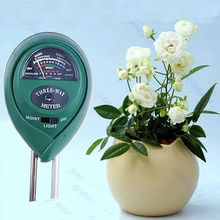 A96 3 in1 Flowers Plant Soil PH Tester Moisture Light Meter hydroponics Analyzer