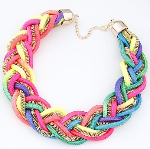 Yana jewelry bohemia trendy handmade 6 colors statement Trendy womens gifts 2015