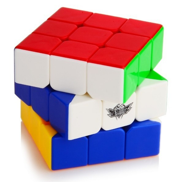 Magic Cobo Newest Cyclone Boys 3x3x3 Strengthened Version Magic Cube Stickerless Colorful Learning&Educational Cubo magico Toys(China (Mainland))