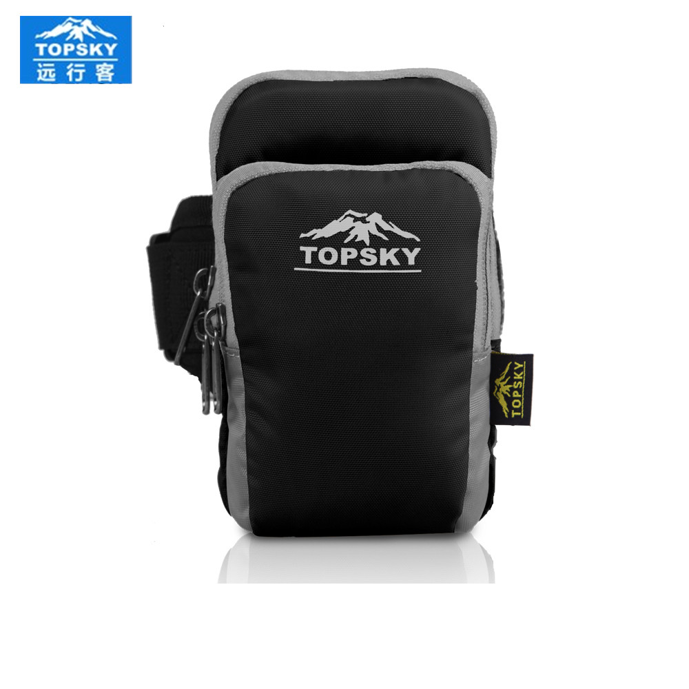 Topsky 5L sports running Arm bag portable women Arm bag sports bags mochilas coach handbags Free Shipping(China (Mainland))