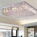 Z Modern Luxury Clear K9 Crystal Chandelier LED Lighting LivingRoom Restaurant Crystal Ceiling Lamp E14 Indoor