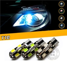 Manufacturers to provide 573012 new lights with 360 degree of decoding T10LED super bright license plate light  Wide lamp(China (Mainland))