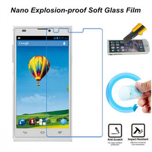 Buy Nano Explosion-proof Soft Glass Protective Film Screen Protector ZTE Blade L2 Protective Film for $1.09 in AliExpress store