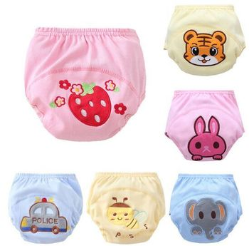 1PCS Baby Infant Nappy Cloth Diapers Soft Covers training pants merries diaper reusable diapers reusable diapers etrx0002