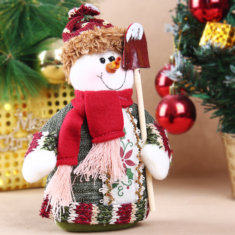 Christmas tree hanging decorations new parachute santa claus snowman - Christmas Tree Hanging Decorations New Parachute Santa Claus Snowman 49
