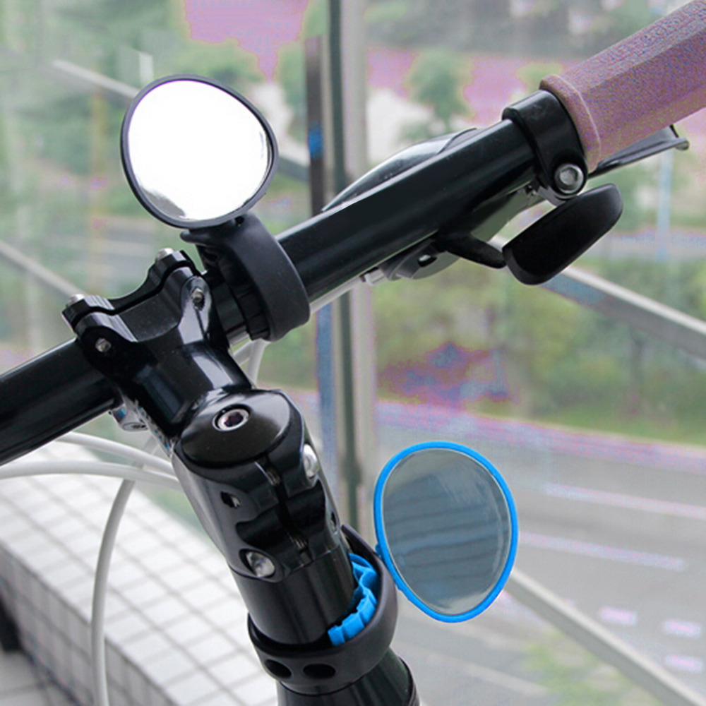 Bike Bicycle Cycling Rear View Mirror Handlebar Flexible Safety Rearview<br><br>Aliexpress