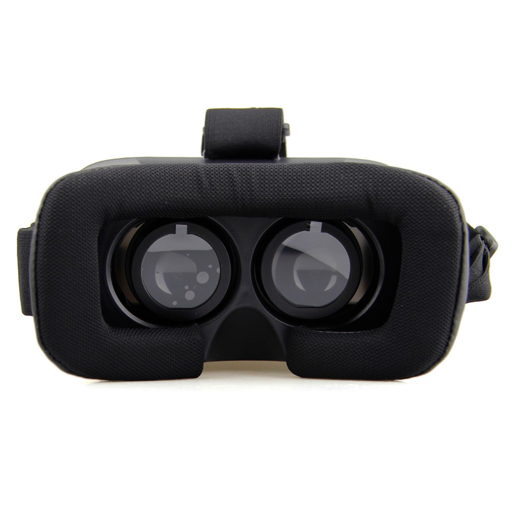 New Arrival 3D VR WORLD Box 3D Virtual Reality Glasses Movies Game google cardboard For 3.5-6 Inch Smart phone+Bluetooth Gamepad
