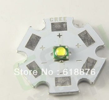 Cree Single-die XP-G R5 White LED Light Emitter with 20mm Star base