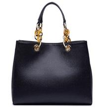 Women Handbags 2015 Famous Brand Designer Tortoise Tote Bags Leather Chain Crossbody Bag High Quality With Logo Bolsos Femininas