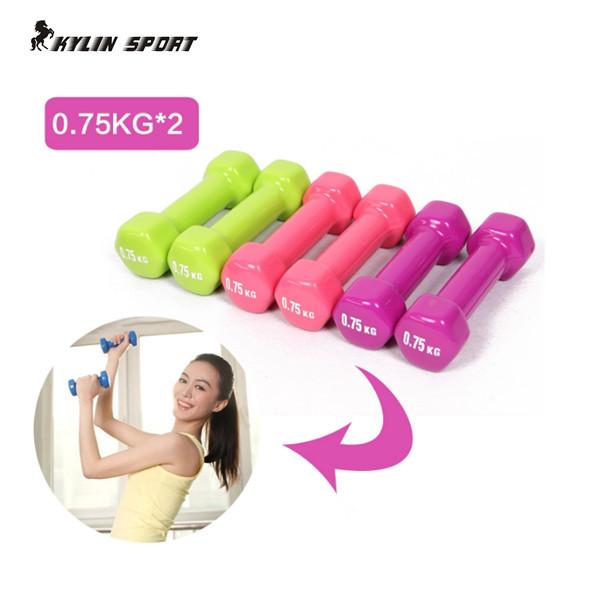Гантели Kylin sport 0,75 * 2 1,5 AK09A гаечный ключ kylin sport ts01