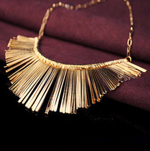 Buy SHUANGR Fashion jewelry women statement necklaces & pendants tassel choker necklace bijoux collier femme collares mujer 2017 for $1.86 in AliExpress store