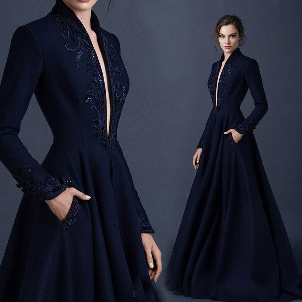 Great Navy Blue Wedding Gowns Pictures Inspiration - Wedding and ...