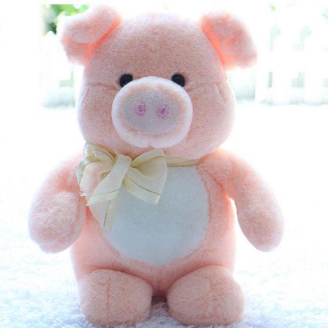 (1 Шт.) Малый Мило Свиньи Куклы Плюшевые Игрушки Мягкие Игрушки Brinquedos Дети Дети Подарки На День Рождения